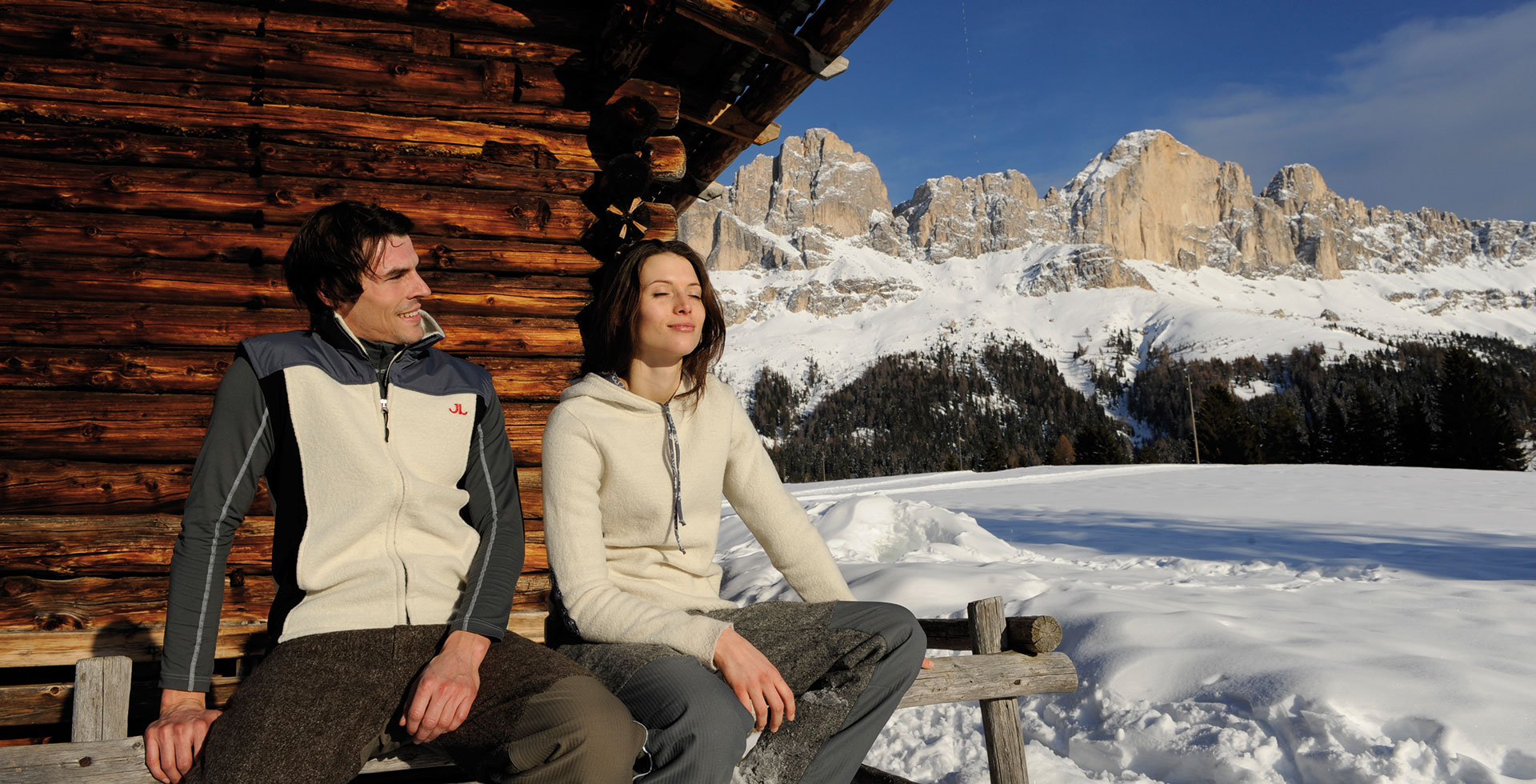 Sonnenparadies Carezza  King of the Dolomites