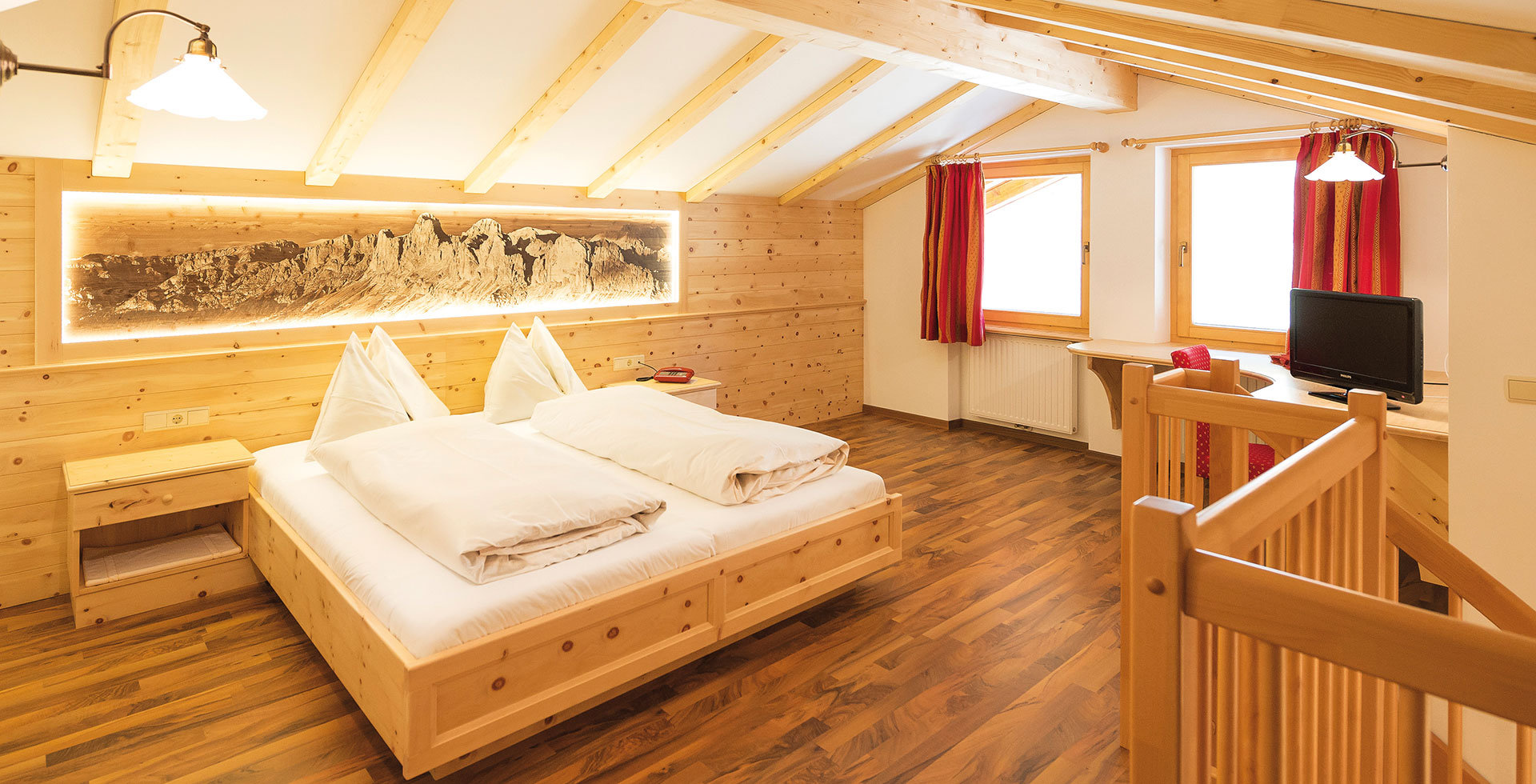 Suite Latemar in South Tyrol